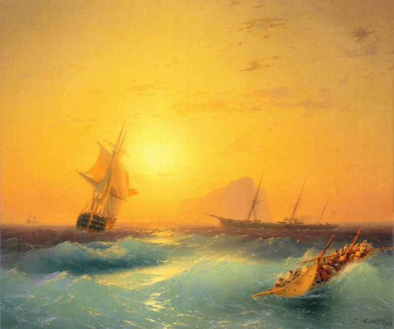 amazing-beautiful-stunning-sea-waves-classical-19th-paintings (5)