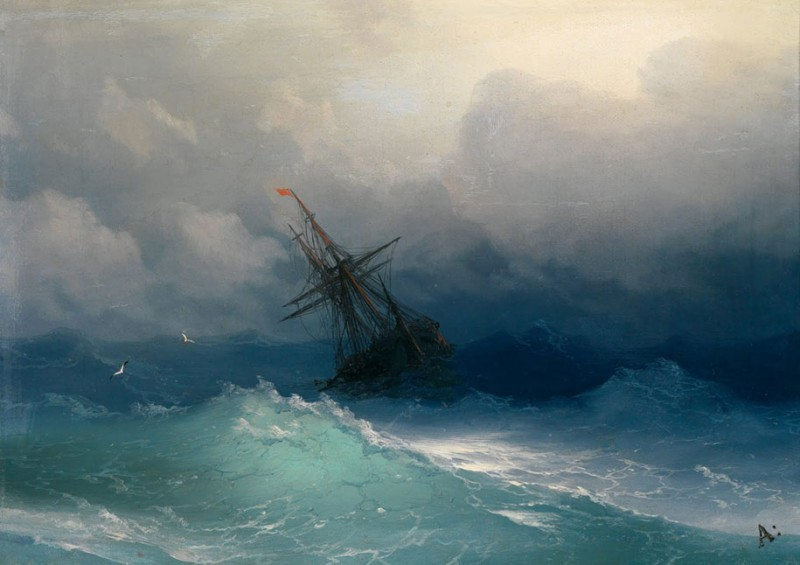 amazing-beautiful-stunning-sea-waves-classical-19th-paintings (7)