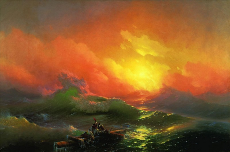 amazing-beautiful-stunning-sea-waves-classical-19th-paintings (9)