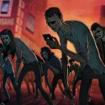 Truth about our society and life represented by Steve Cutts' illustration