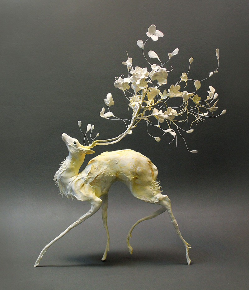 amazing-fantasy-animal-plant-fusion-clay-sculpture (17)