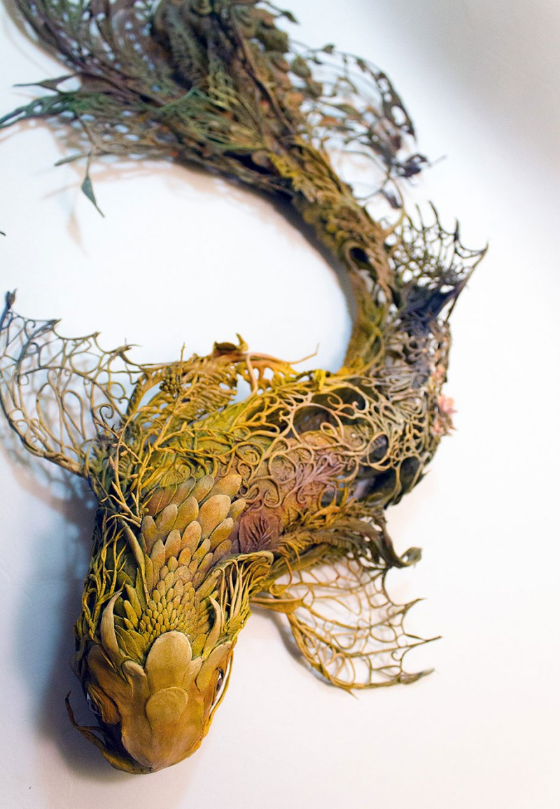 amazing-fantasy-animal-plant-fusion-clay-sculpture (3)