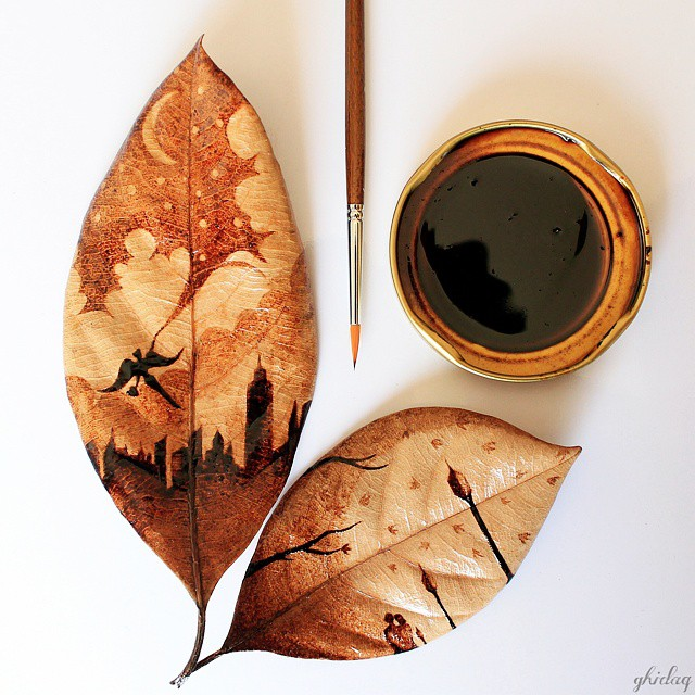 beautiful-coffee-painting-leaf-art (13)