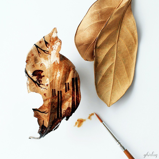 beautiful-coffee-painting-leaf-art (5)