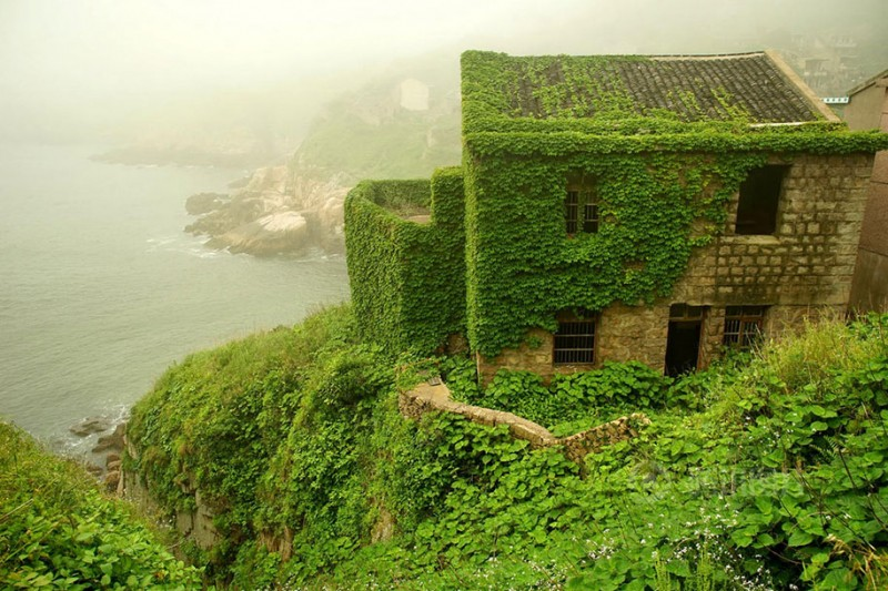 beautiful-dreamlike-abandoned-fishing-village-china-plants-crawling (1)