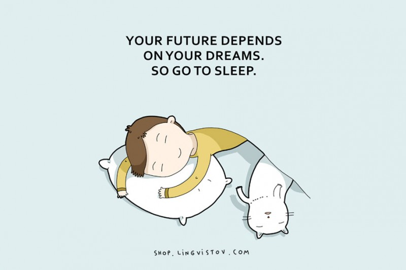 cute-sleep-bed-illustrations-doodles (2)