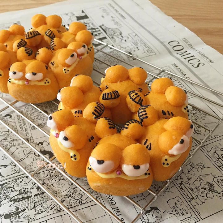 funny-cute-3D-Character-Bread-sculptures (5)