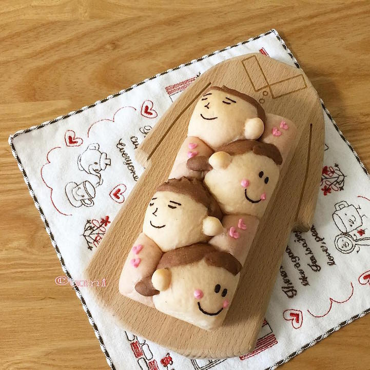 funny-cute-3D-Character-Bread-sculptures (7)