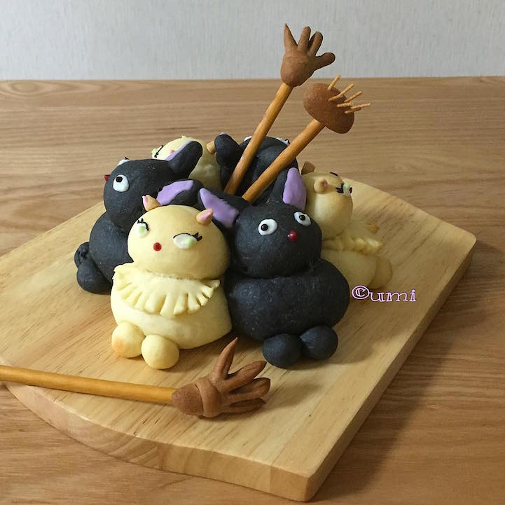 funny-cute-3D-Character-Bread-sculptures (8)