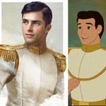 Real-life illustrations of Disney princes by Finnish artist and designer