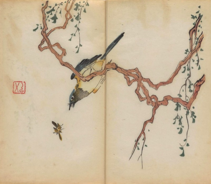 world-oldest-Calligraphy-Painting-coloured-book (4)