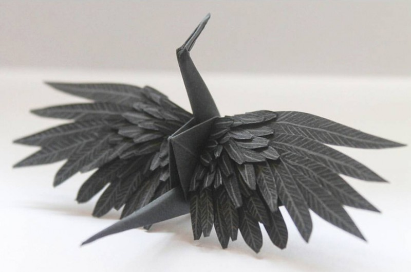 beautiful-origami-crane-paper-folding-art (18)