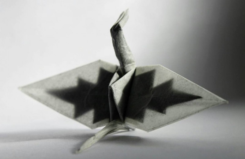 beautiful-origami-crane-paper-folding-art (2)