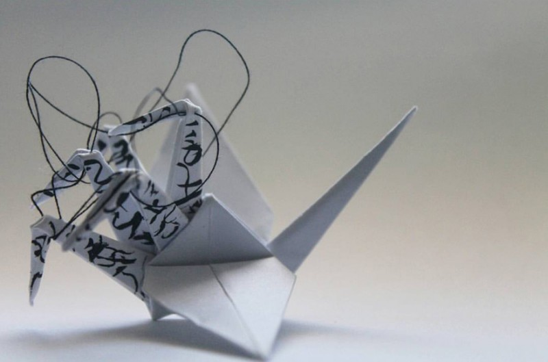 beautiful-origami-crane-paper-folding-art (5)