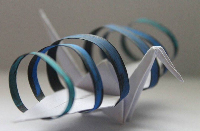 beautiful-origami-crane-paper-folding-art (6)