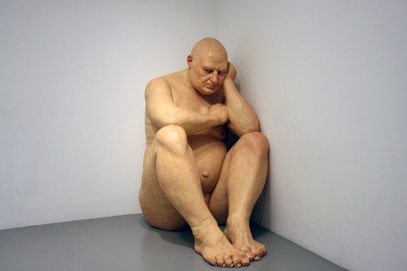 creepy-weird-hyper-photo-realistic-human-sculptures (6)