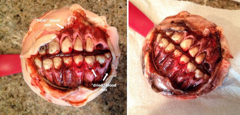 diy-halloween-pastry-zombie-mouth-muffin-cupcakes (2)