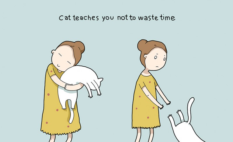 funny-amusing-humorous-comic-illustrations-pluses-benefits-having-cat (1)