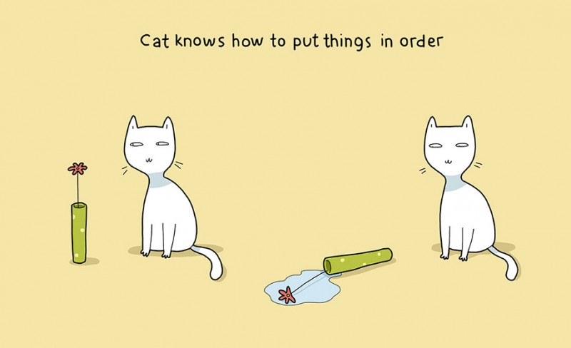 funny-amusing-humorous-comic-illustrations-pluses-benefits-having-cat (5)