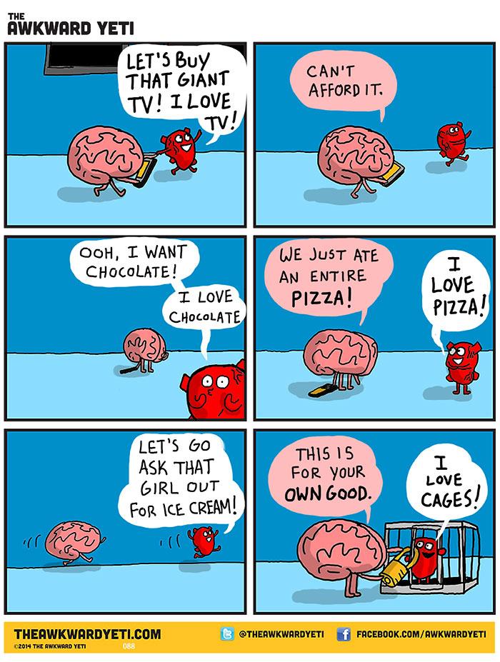 interesting-funny-webcomic-heart-vs-brain-cartoon (20)