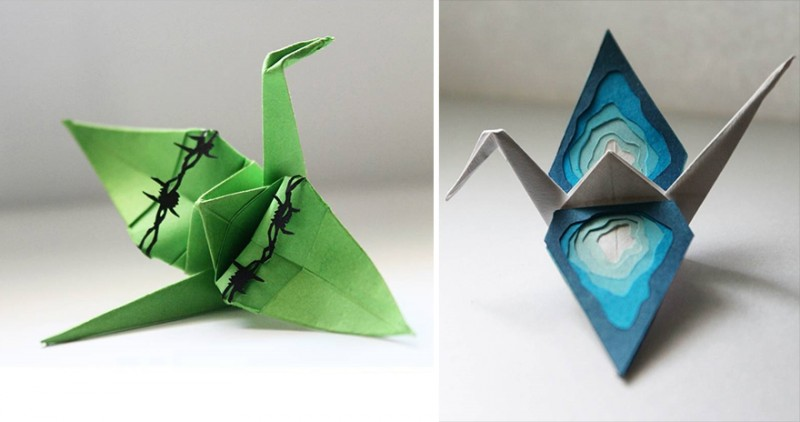 paper-folding-cranes-creative-origami-works (3)