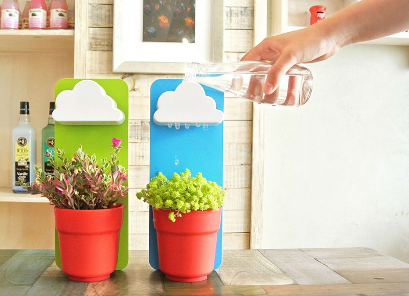 wall-mount-indoor-rainy-pot-cloud-raindrops-planter (2)