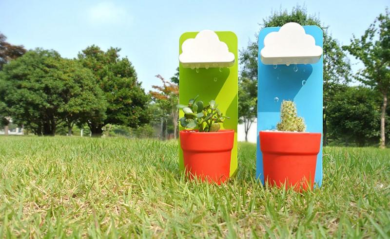 wall-mount-indoor-rainy-pot-cloud-raindrops-planter (5)