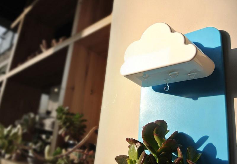 wall-mount-indoor-rainy-pot-cloud-raindrops-planter (7)