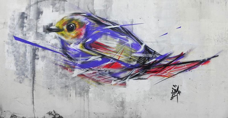 wonderful-beautiful-graffiti-birds-cool-street-art