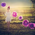 Fairytale photographs by female photographer