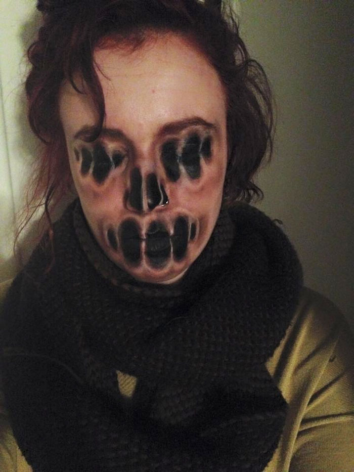 scary-makeup-face-painting-halloween