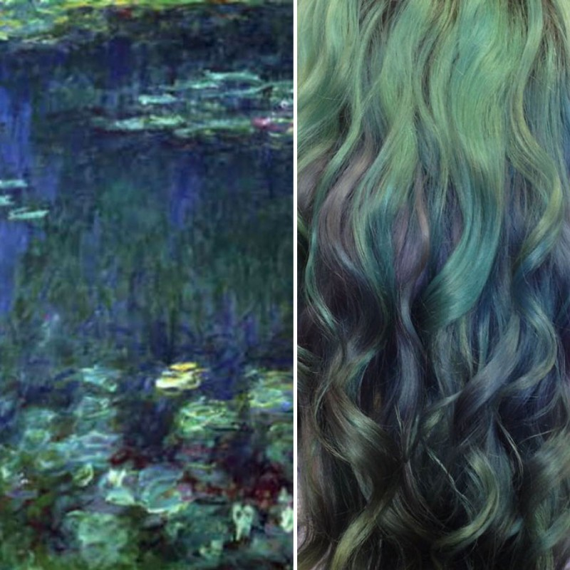 classical-paintings-art-inspired-stylish-hair-dying-color-fashion (4)