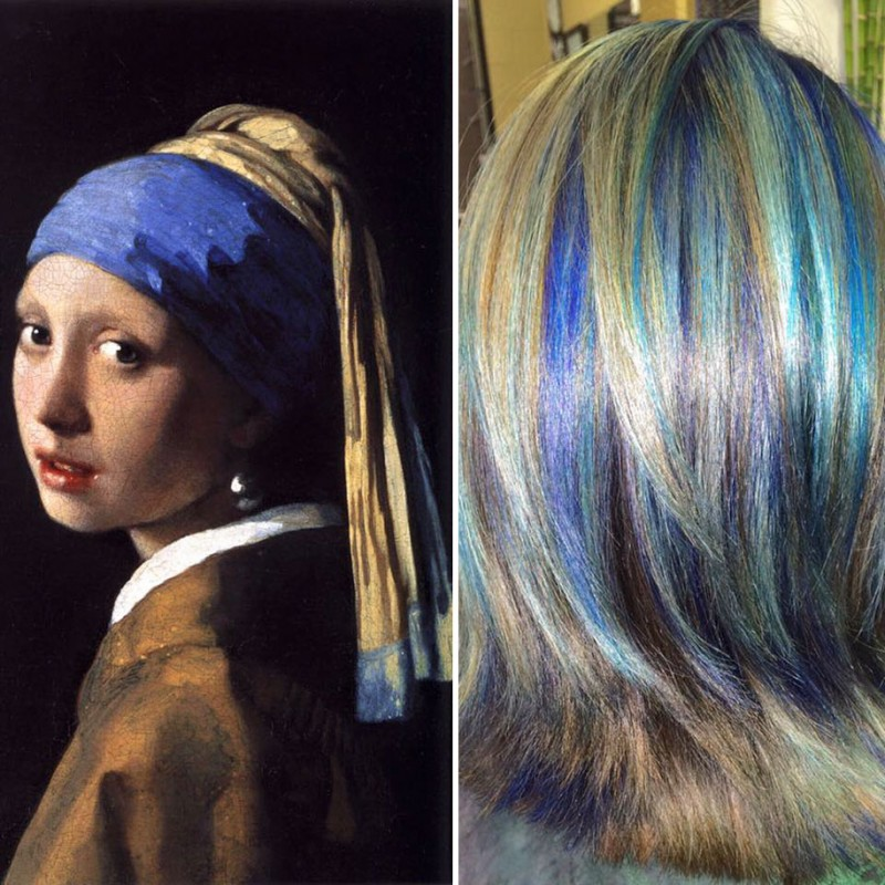 classical-paintings-art-inspired-stylish-hair-dying-color-fashion (9)