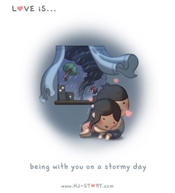 funny-lovely-love-illustrations-comic-cartoons-for-girlfriend (19)