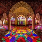 The mesmerizing beauty of magnificent temples in rare photos by architectural photographer from Iran