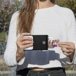 Phone gadget with thermal printing technology prints instant photos like a Polaroid