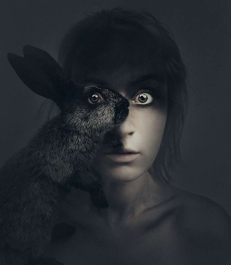 surreal-photo-weird-pictures-animal-eyes-human-self-portraits (2)