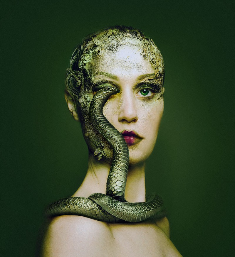 surreal-photo-weird-pictures-animal-eyes-human-self-portraits (4)