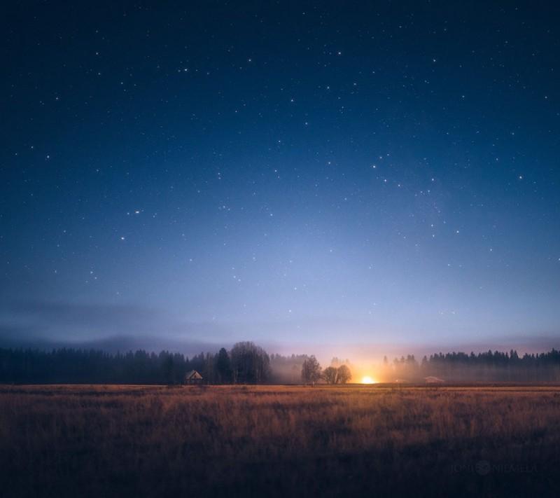 wonderful-clear-starry-night-sky-finland-photos (1)