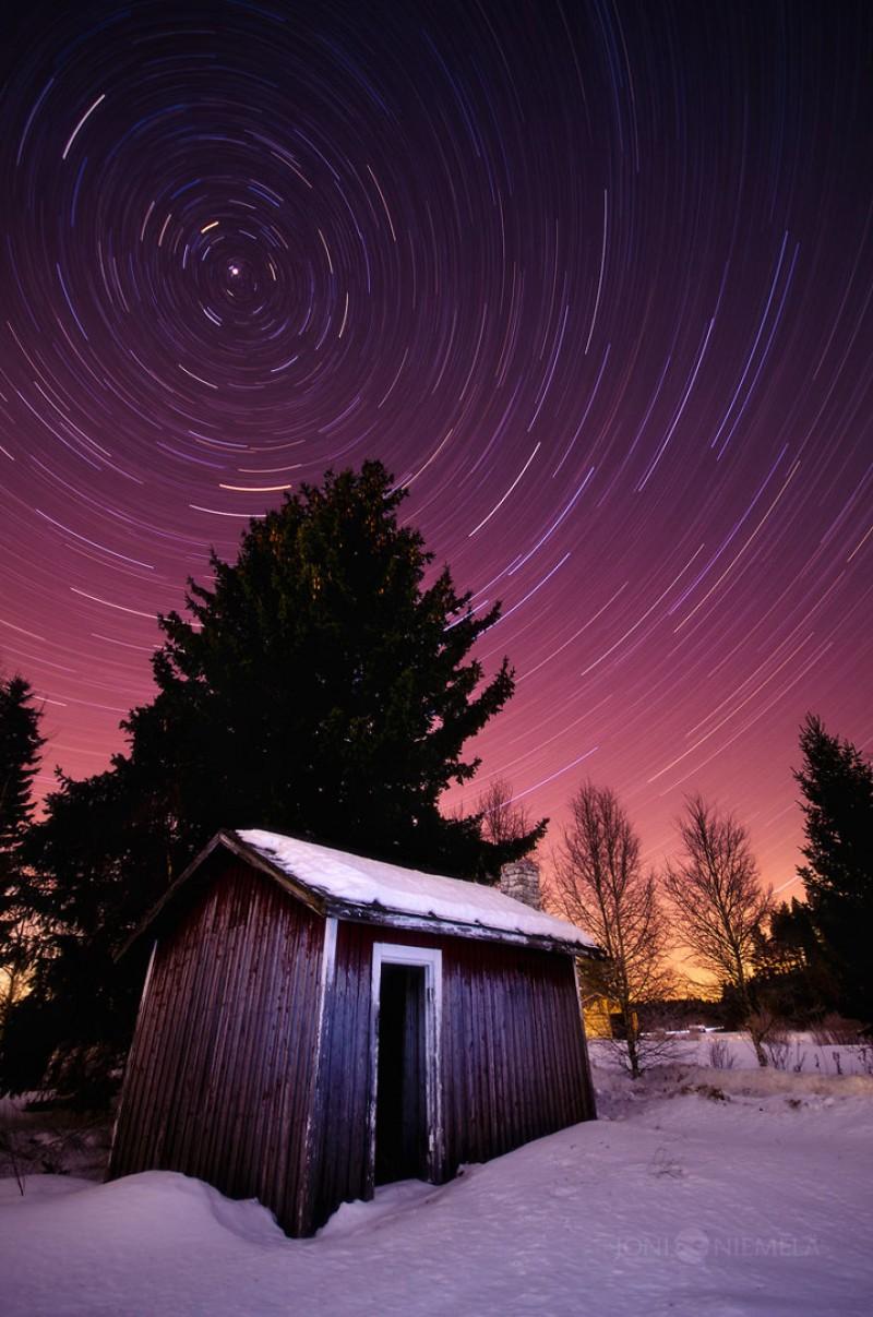 wonderful-clear-starry-night-sky-finland-photos (11)