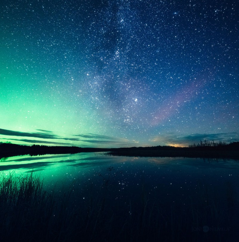 wonderful-clear-starry-night-sky-finland-photos (2)