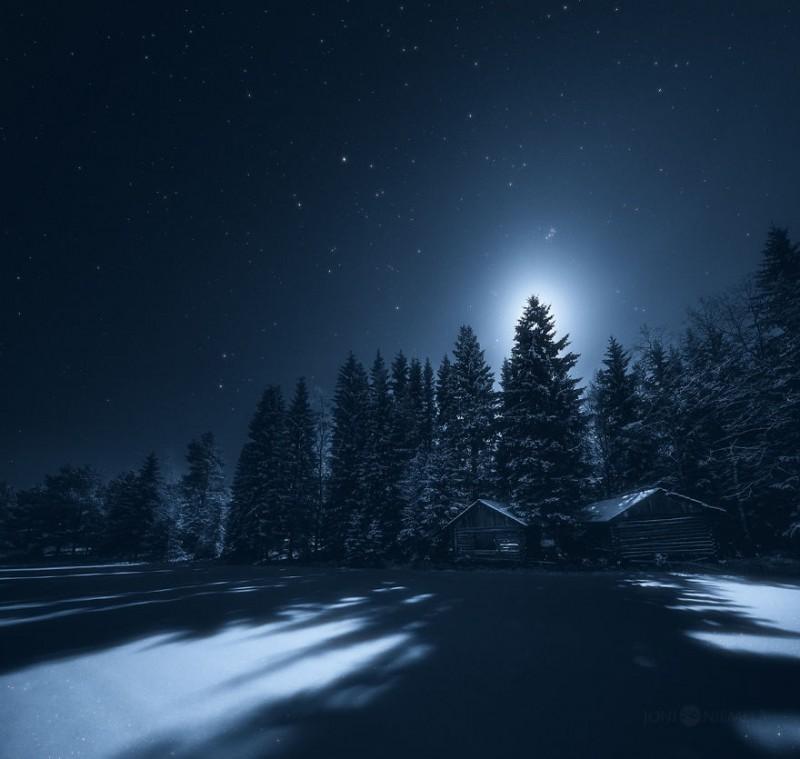 wonderful-clear-starry-night-sky-finland-photos (6)