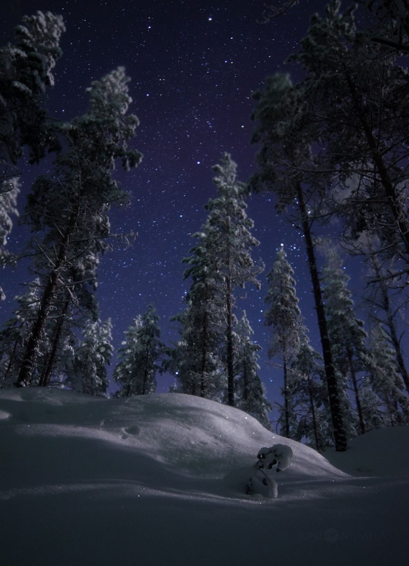 wonderful-clear-starry-night-sky-finland-photos (8)