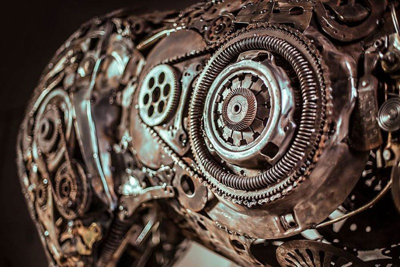 amazing-cool-scrap-metal-art-animal-sculpture-steampunk-style (5)