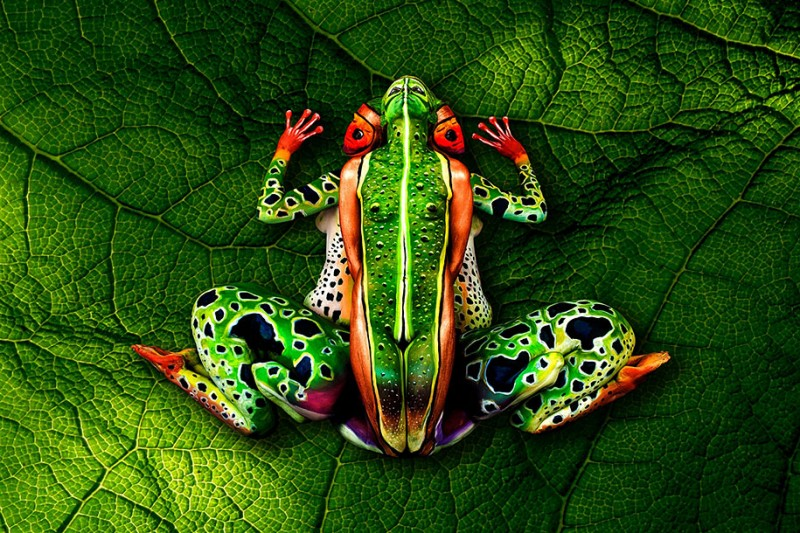 beautiful-bodypainting-artfrog-five-women-models