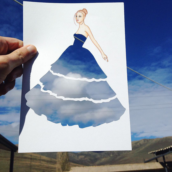 beautiful-fashion-sketches-drawings-paper-cut-out-dresses (2)