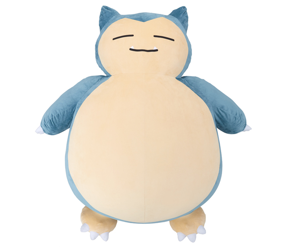 comfortable-Pokemon-Snorlax-Cushion-bed-furniture (2)
