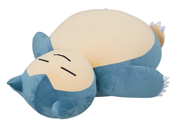 comfortable-Pokemon-Snorlax-Cushion-bed-furniture (4)