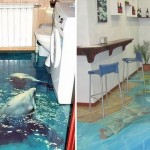 Custom 3D floor designs