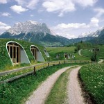 Hobbit Houses that anyone can assemble in a few days